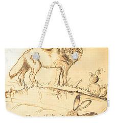 Sketches For Sale Weekender Tote Bag