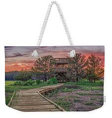Skidaway Island State Park Overlook Weekender Tote Bag by Rob Sellers