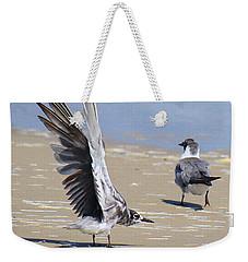 Skiddish Black Tern Weekender Tote Bag