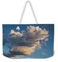 Skies Over Ghost Ranch New Mexico Weekender Tote Bag