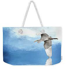 Skimming Weekender Tote Bag