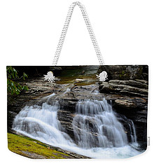 Skinny Dip Falls Weekender Tote Bag