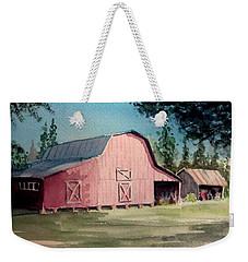 Skip Kelly's Barn Weekender Tote Bag