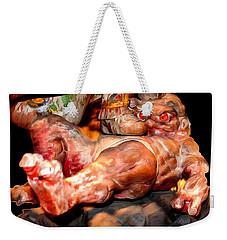 Skip The Mannie Peddie Weekender Tote Bag