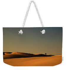 Skn 1117 Camel Ride At 6 Weekender Tote Bag