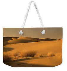 Skn 1124 The Desert Landscape Weekender Tote Bag by Sunil Kapadia