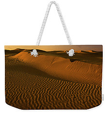 Skn 1127 The Golden Dunes Weekender Tote Bag