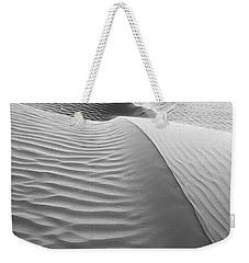 Skn 1414 The Rhythmic Demarcations Weekender Tote Bag by Sunil Kapadia