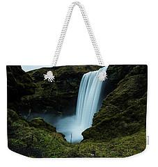 Skogafoss Weekender Tote Bag