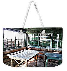 Skookum Butte Lookout Cabin  Weekender Tote Bag