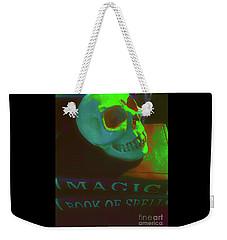 Skull And Spells Weekender Tote Bag