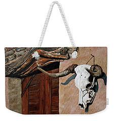 Skull En La Casa Weekender Tote Bag
