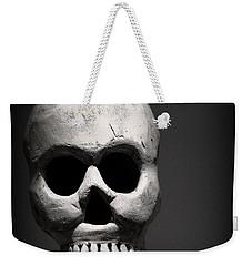Skull Weekender Tote Bag by Joseph Skompski