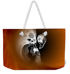 Skull Scope 2 Weekender Tote Bag