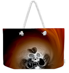 Skull Scope 3 Weekender Tote Bag