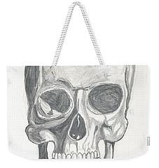Skull Study 2 Weekender Tote Bag