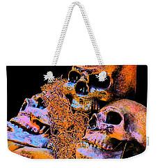 Skulls Weekender Tote Bag