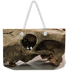 Skully Weekender Tote Bag by Samantha Thome