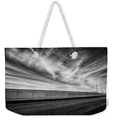 Sky Above Weekender Tote Bag