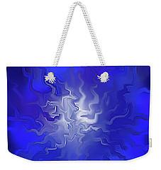Sky Blossom Weekender Tote Bag