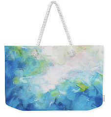 Sky Fall Weekender Tote Bag