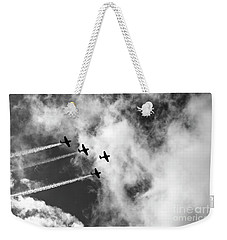 Sky High - Vintage Planes Weekender Tote Bag