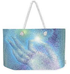Sky Mudra Weekender Tote Bag