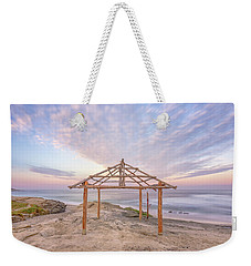 Sky Over The Shack Weekender Tote Bag