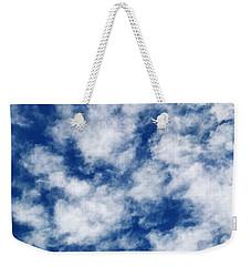Sky Paint Weekender Tote Bag