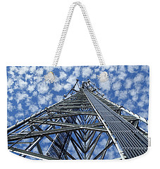 Sky Tower Weekender Tote Bag by Robert Geary