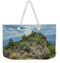 Skyline Ridge Weekender Tote Bag