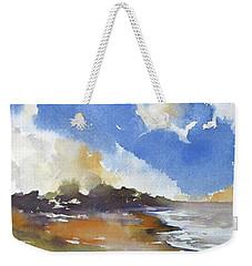 Skyscape 4 Weekender Tote Bag by Rae Andrews
