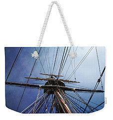 Weekender Tote Bag featuring the photograph Skyward by Dale Kincaid