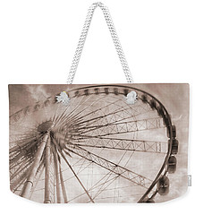 Skywheel In Niagara Falls Weekender Tote Bag