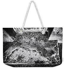 Slab Weekender Tote Bag