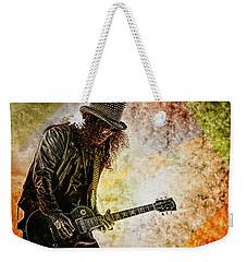 Slash - Guitarist Weekender Tote Bag