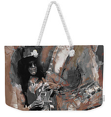 Slash Guns And Roses  Weekender Tote Bag