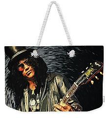 Slash Weekender Tote Bag