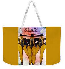 Slayd Weekender Tote Bag
