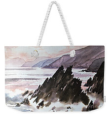 Slea Head On The Wild Atlantic Way Co. Kerry Weekender Tote Bag