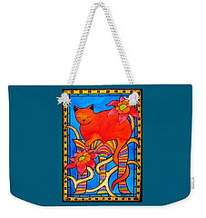 Sleeping Beauty By Dora Hathazi Mendes Weekender Tote Bag