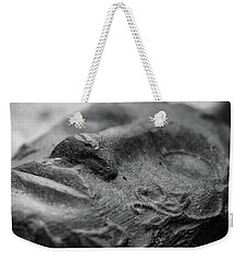 Weekender Tote Bag featuring the photograph Sleeping by Clare Bambers