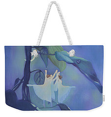 Sleeping Fairies Weekender Tote Bag by Blue Sky