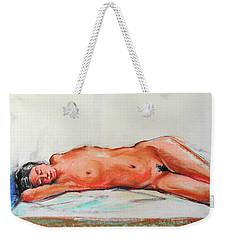 Sleepingblue Weekender Tote Bag