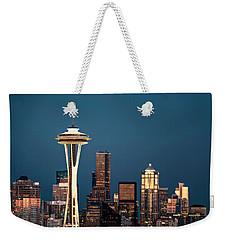Sleepless In Seattle Weekender Tote Bag