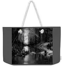 Sleepy Hollow Weekender Tote Bag