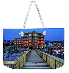 Sleepy Hollow Pier Weekender Tote Bag