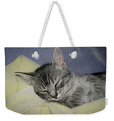 Sleepy Time Weekender Tote Bag