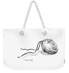 sleigh Bell Weekender Tote Bag