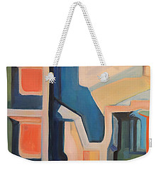 Slices Of Ruin Weekender Tote Bag